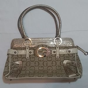 New GUESS Large Shoulder Hand Bag Purse